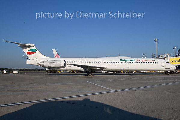 2018-07-31 LZ-LDS MD80 Bulgarian Air Charter