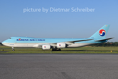 2018-07-31 HL7629 Boeing 747-8 Korean Air