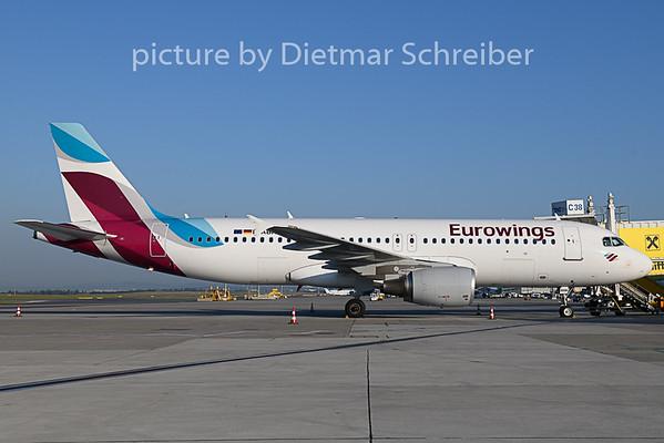 2018-07-31 D-ABHN Airbus A320 Eurowings