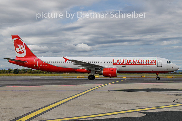 2018-08-30 OE-LCS Airbus A321 Laudamotion