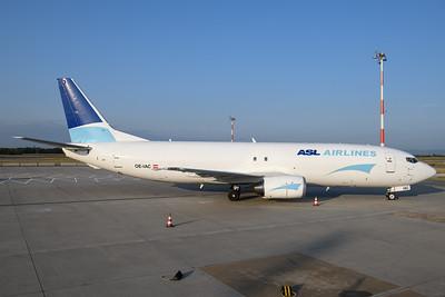2018-08-31 OE-IAC Boeing 737-400 ASL Airlines