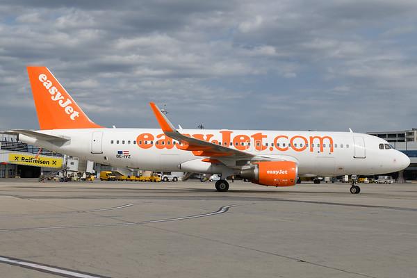 2018-08-30 OE-IVZ Airbus A320 Easyjet Europe