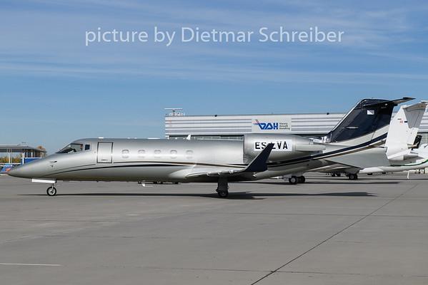 2018-10-31 ES-LVA Learjet 60