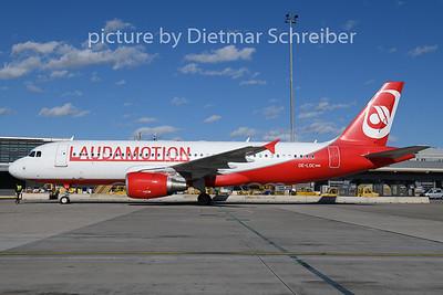2018-10-30 OE-LOC Airbus A320 Laudamotion