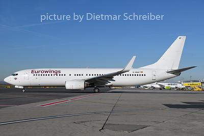 2018-10-31 D-ABAF Boeing 737-800 Eurowings