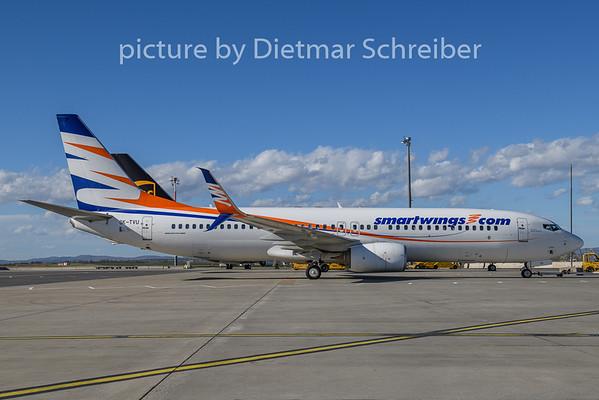 2018-10-30 OK-TVU Boeing 737-800 Smartwings