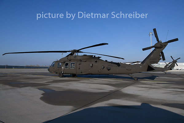 2018-11-29 20852 Sikorsky 60 Black Hawk United States Army