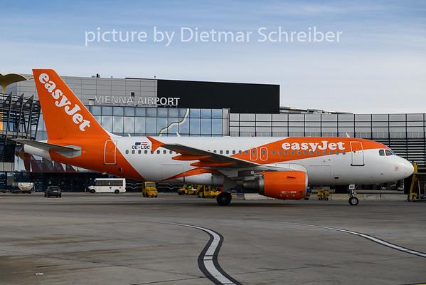 2018-11-30 OE-LQC Airbus A319 Easyjet Europe
