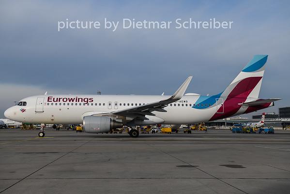 2018-11-30 D-AEWO Airbus A320 Eurowings