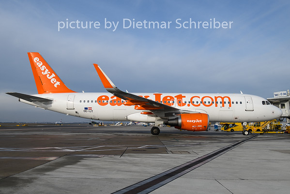 2018-11-30 OE-IJY Airbus A320 Easyjet Europe