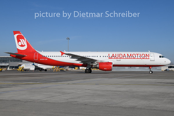 2019-01-30 OE-LCK Airbus A321 Laudamotion