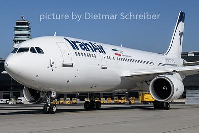 2019-02-27 EP-IBA Airbus A300 Iran Air