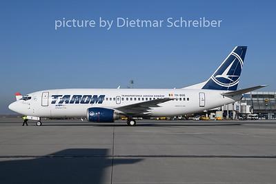 2019-02-27 YR-BGE Boeing 737-300 Tarom