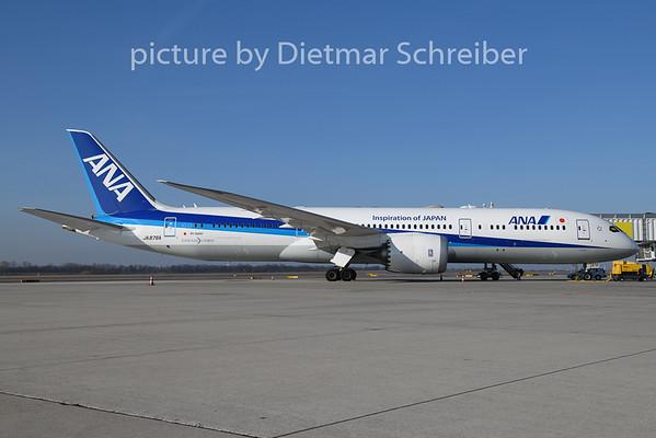 2019-02-27 JA876A Boeing 787-9 All Nippon