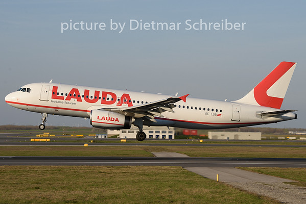 2019-03-30 OE-LOB Airbus A320 Laudamotion