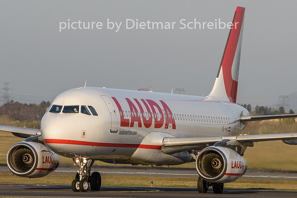 2019-03-30 OE-IHL Airbus A320 Laudamotion