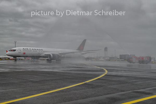 2019-04-30 C-FVLZ Boeing 787-9 Air Canada