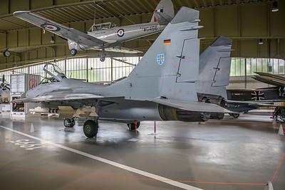 2019-04-27 29+03 Mig 29 German Air Force