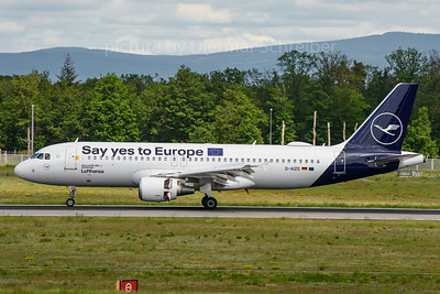 2019-05-31 D-AIZG Airbus A320 Lufthansa