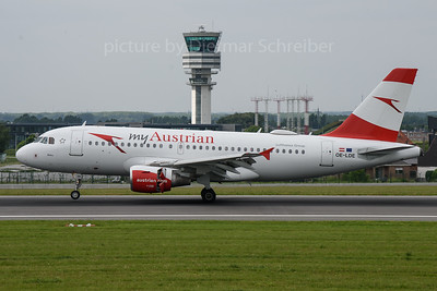 2019-05-31 OE-LDE Airbus A319 Austrian AIrlines