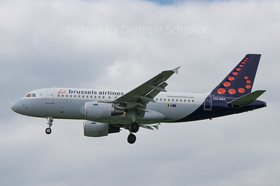 2019-05-31 OO-SSA Airbus A319 Brussels Airlines