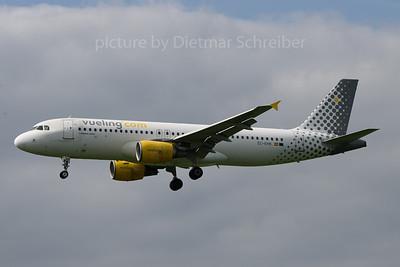 2019-05-31 EC-KHN Airbus A320 Vueling