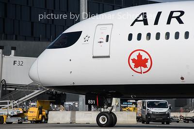 2019-07-31 C-FNOE Boeing 787-9 Air Canada