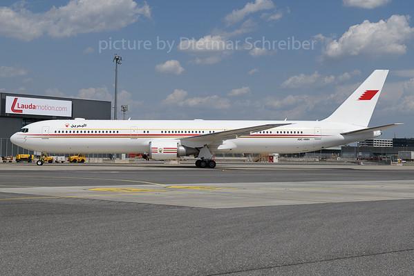 2019-07-26 A9C-HMH Boeing 767-400 Bahrain