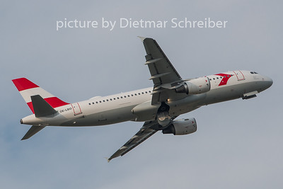 2019-07-30 OE-LBO Airbus A320 Austrian Airlines