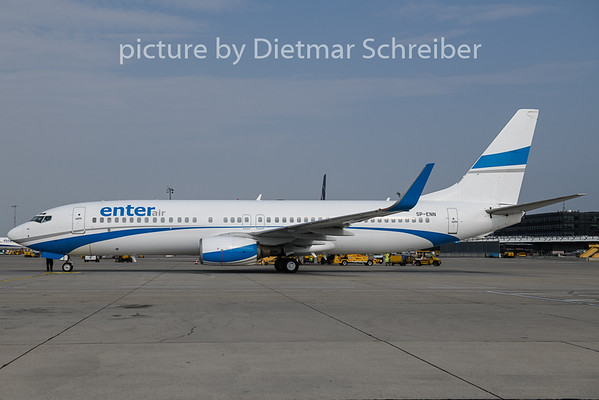 2019-07-30 SP-ENN Boeing 737-800 Enter Air