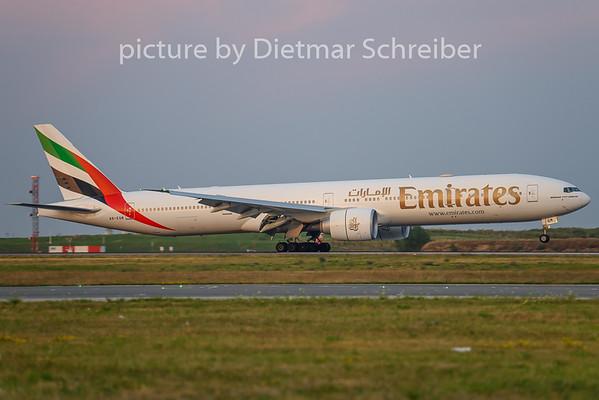 2019-08-31 A6-EQM Boeing 777-300 Emirates