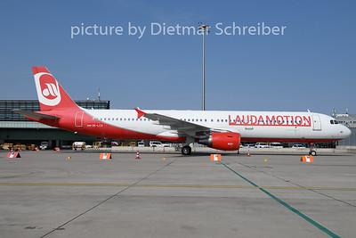 2019-08-30 OE-LCG Airbus A321 Laudamotion