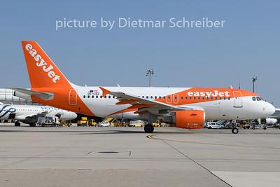 2019-08-30 OE-LQZ Airbus A319 Easyjet Europe