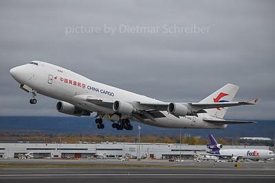2019-09-30 B-2426 Boeing 747-400 China Cargo