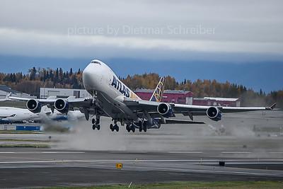 2019-09-30 N485MC Boeing 747-400 Atlas AIr