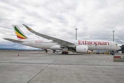 2020-01-31 ET-AVD Airbus A350-900 EThiopian AIrlines