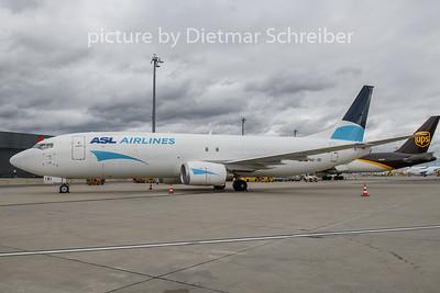2020-01-31 OE-IBI Boeing 737-400 ASL Airlines