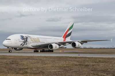 2020-01-30 A6-EEH Airbus A380 Emirates