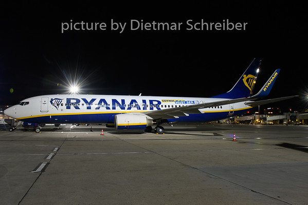 2020-02-29 EI-DAF Boeing 737-800 Ryanair