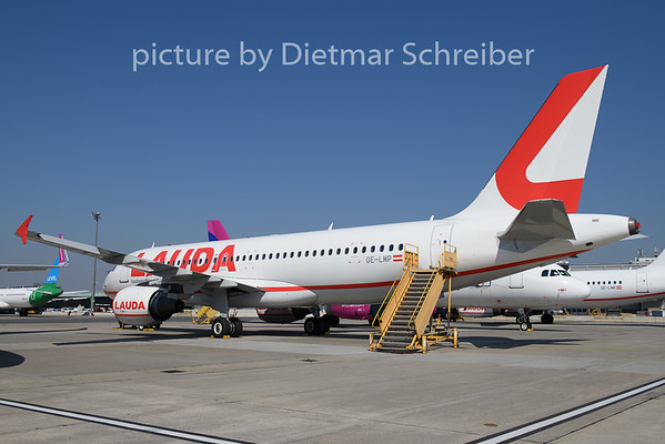 2020-03-24 OE-LMP Airbus A320 Laudamotion