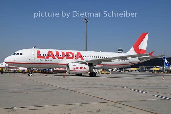2020-03-24 OE-LOZ Airbus A320 Laudamotion
