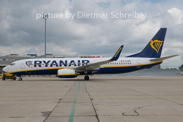 2020-05-29 EI-DWY Boeing 737-800 Ryanair
