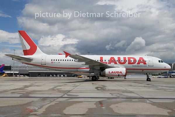 2020-05-25 OE-LOM Airbus A320 Laudamotion