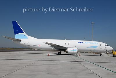 2020-07-31 OE-IAJ Boeing 737-400 ASL Airlines