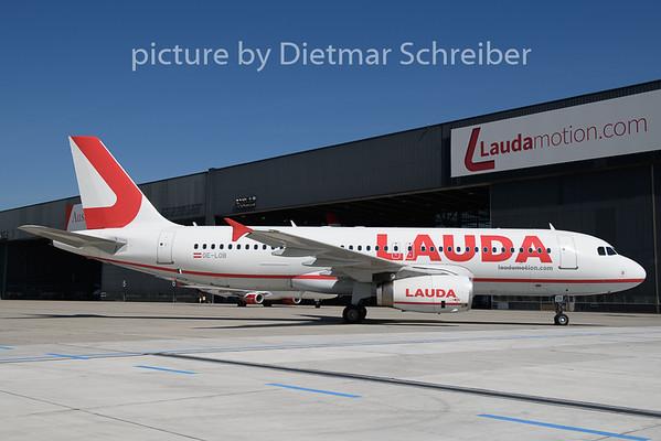 2020-07-31 OE-LOB Airbus A320 Laudamotion
