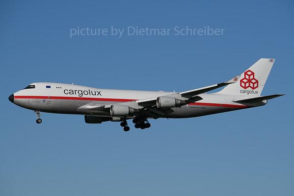 2020-09-27 LX-NCV Boeing 747-400 Cargolux