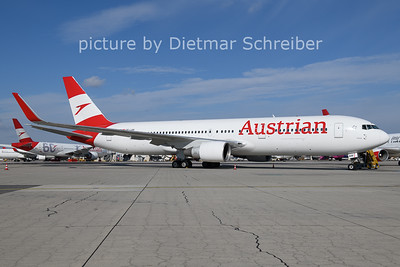 2021-02-28 OE-LAW Boeing 767-300 Austrian AIrlines