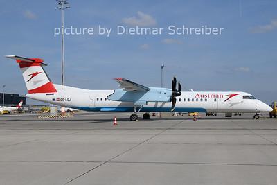2021-04-28 OE-LGJ Dash8-400 Austrian AIrlines