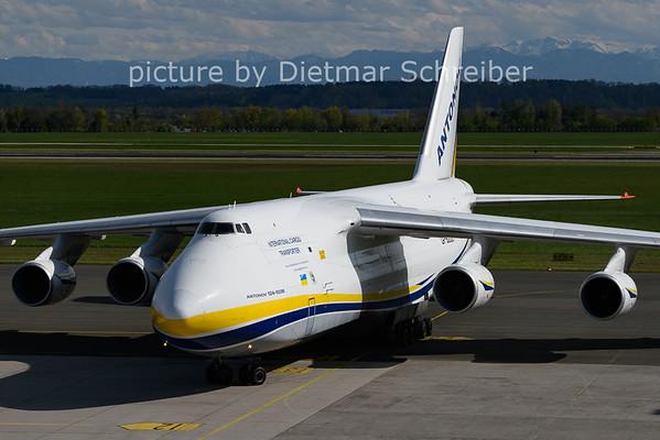 2021-04-30 UR-82027 Antonov 124 Antonov Airlines