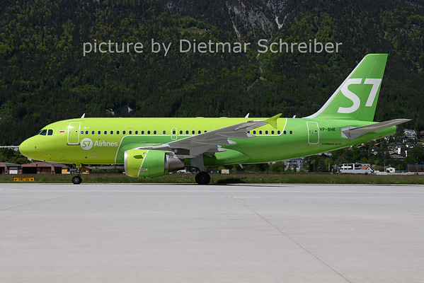 2021-05-31 VP-BHK Airbus A319 S7 Airlines